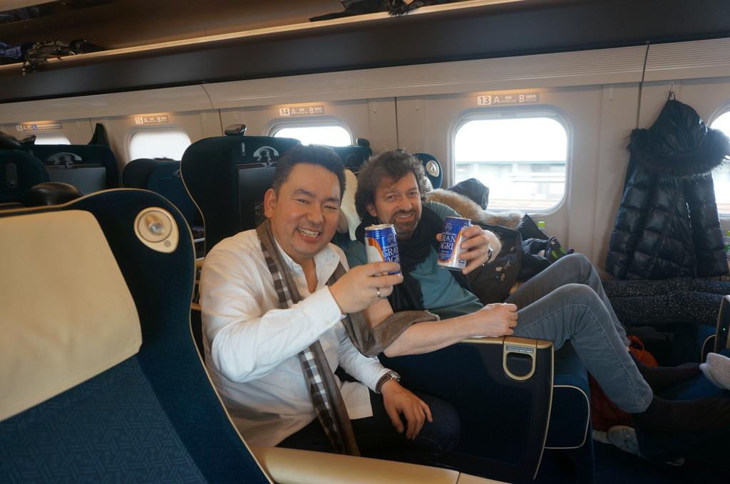 Berlin→Tokioそして金沢へ。_c0180686_00385343.jpg
