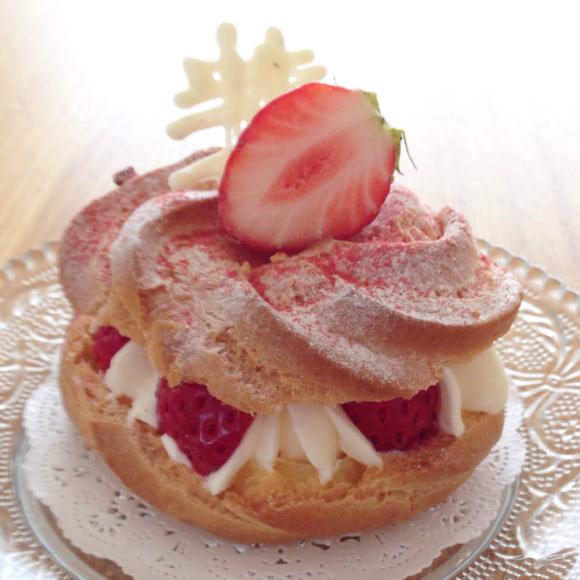 苺と抹茶は女子キラーアイテムw_b0065587_20125395.jpg