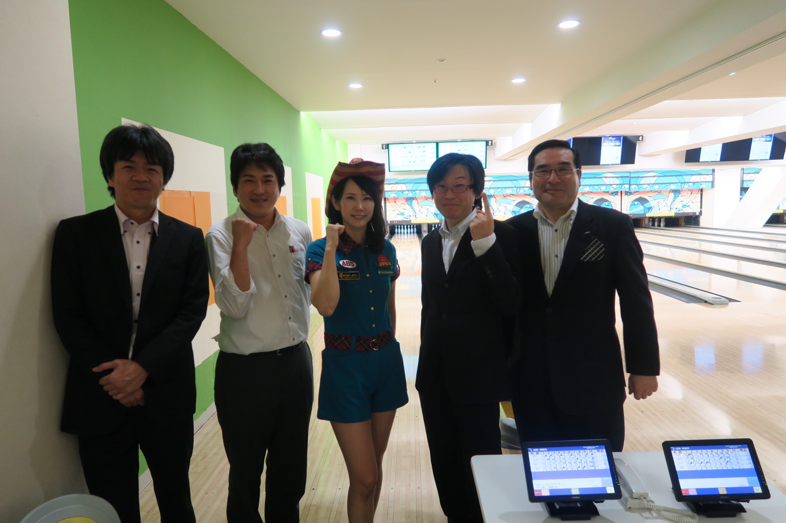 日本食品機械工業会様ボウリング大会☆_d0156990_1845175.jpg