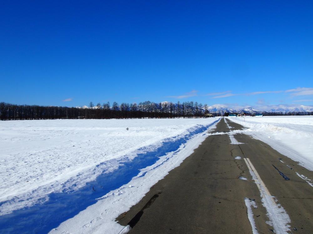 冬は快晴の日が多い十勝・・中札内村・村道47号線をゆく。_f0276498_13452863.jpg