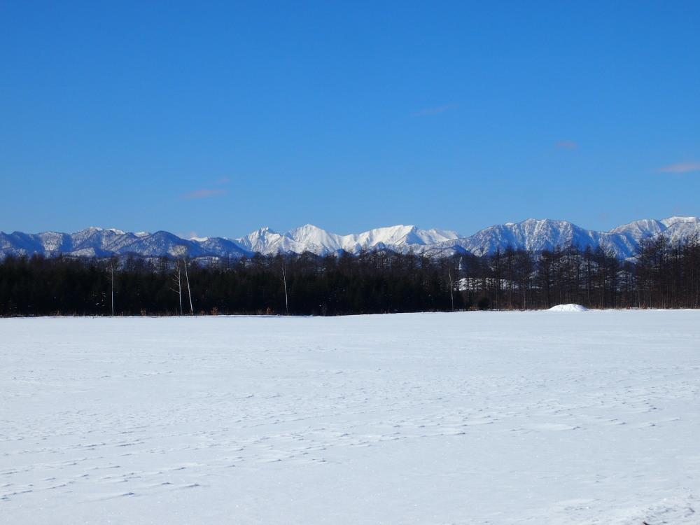 冬は快晴の日が多い十勝・・中札内村・村道47号線をゆく。_f0276498_13461884.jpg