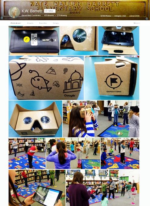 Googleとスバルが学校の教室の子ども達をバーチャル世界旅行へ!? Expeditions Pioneer Program_b0007805_19565038.jpg