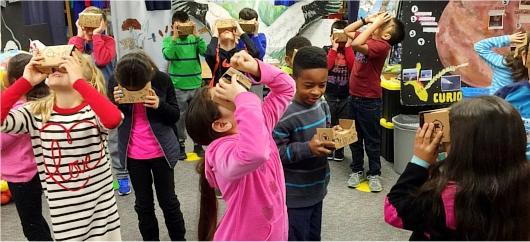 Googleとスバルが学校の教室の子ども達をバーチャル世界旅行へ!? Expeditions Pioneer Program_b0007805_20454433.jpg