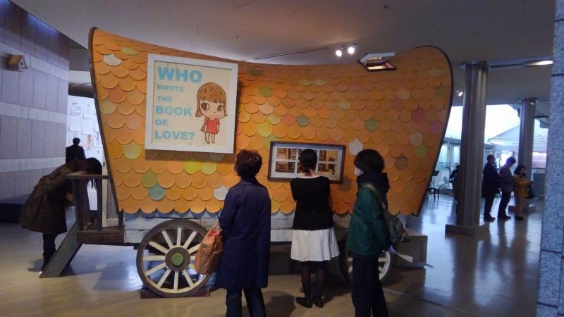 村上隆コレクションの展示1_f0351305_00075084.jpg