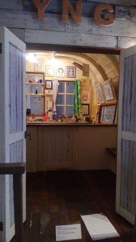 村上隆コレクションの展示1_f0351305_00100673.jpg
