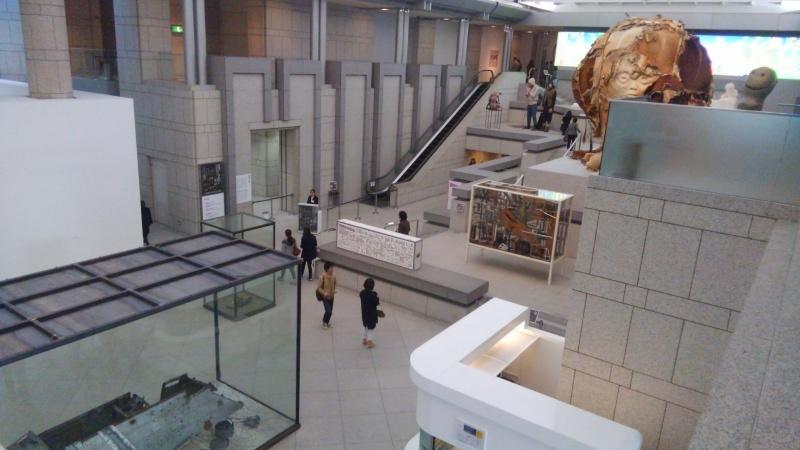 村上隆コレクションの展示1_f0351305_00212671.jpg