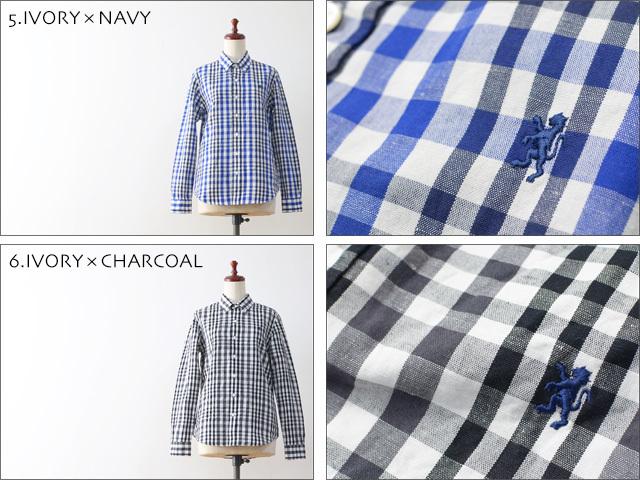 Gymphlex [ジムフレックス] LINEN CLOTH SS SHIRTS [J-0872LLC] LADY\'S_f0051306_18083761.jpg