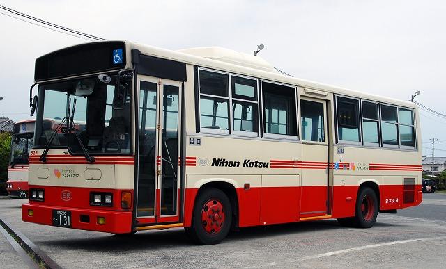 日本交通~レインボーRJワンステップバス  525_a0164734_21403063.jpg