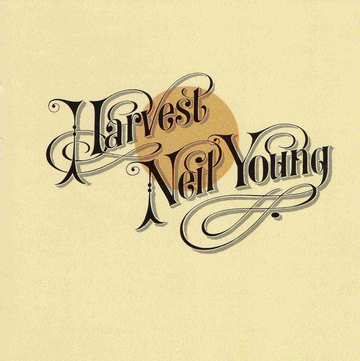 「Harvest」Neil Young_d0335541_18243734.jpg