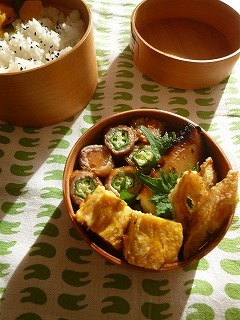 lunch boxその2   カウントダウン_a0165160_19521485.jpg