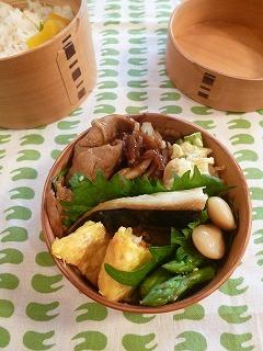 lunch boxその2   カウントダウン_a0165160_19552475.jpg
