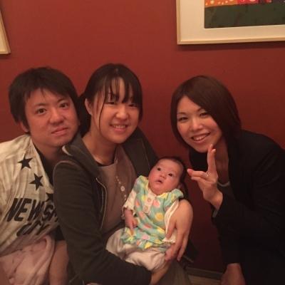 ama BABY! さなちゃん!_e0120789_21340440.jpeg