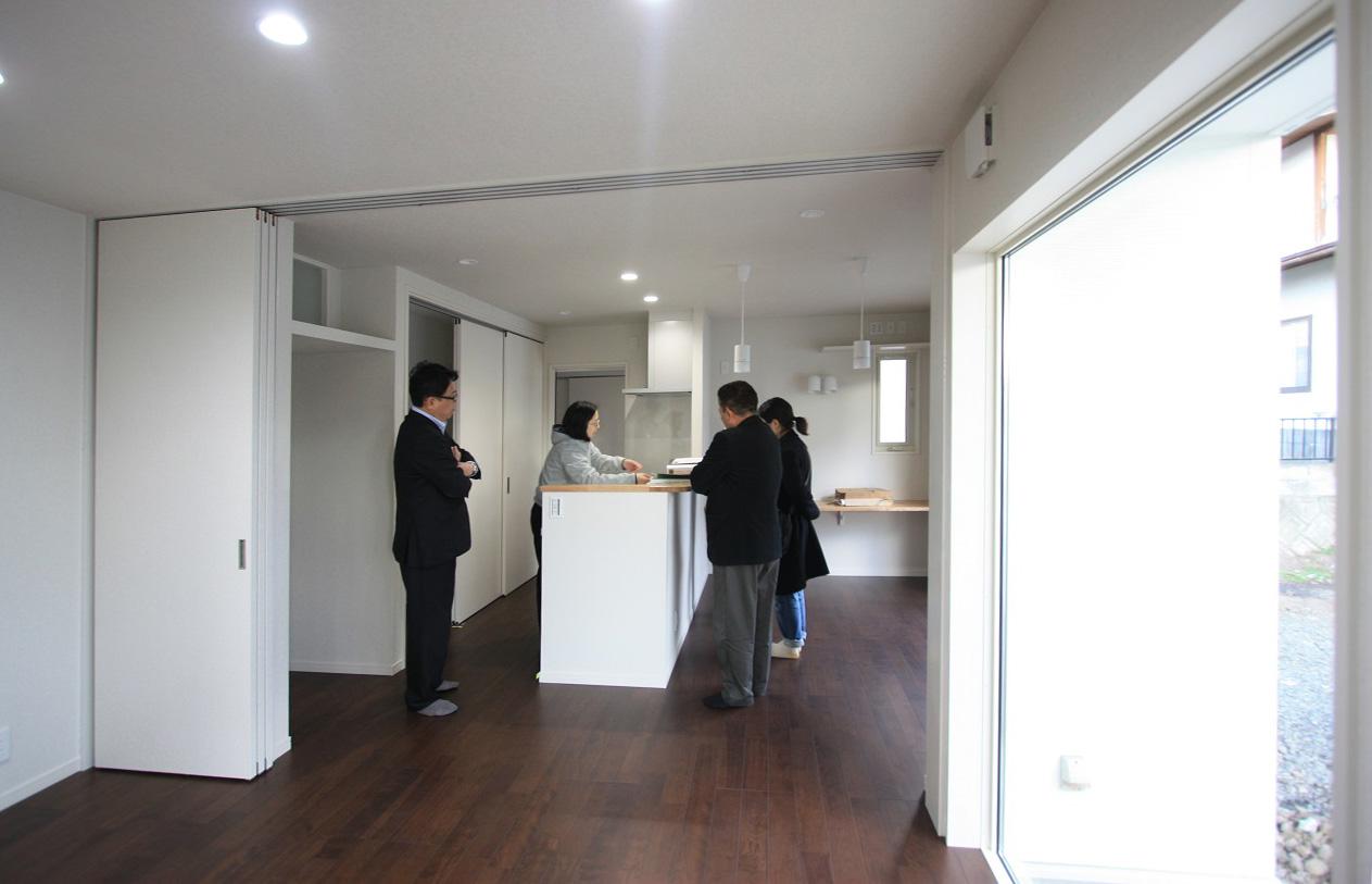 山形市 GK邸 完成引渡し_c0097137_8463014.jpg
