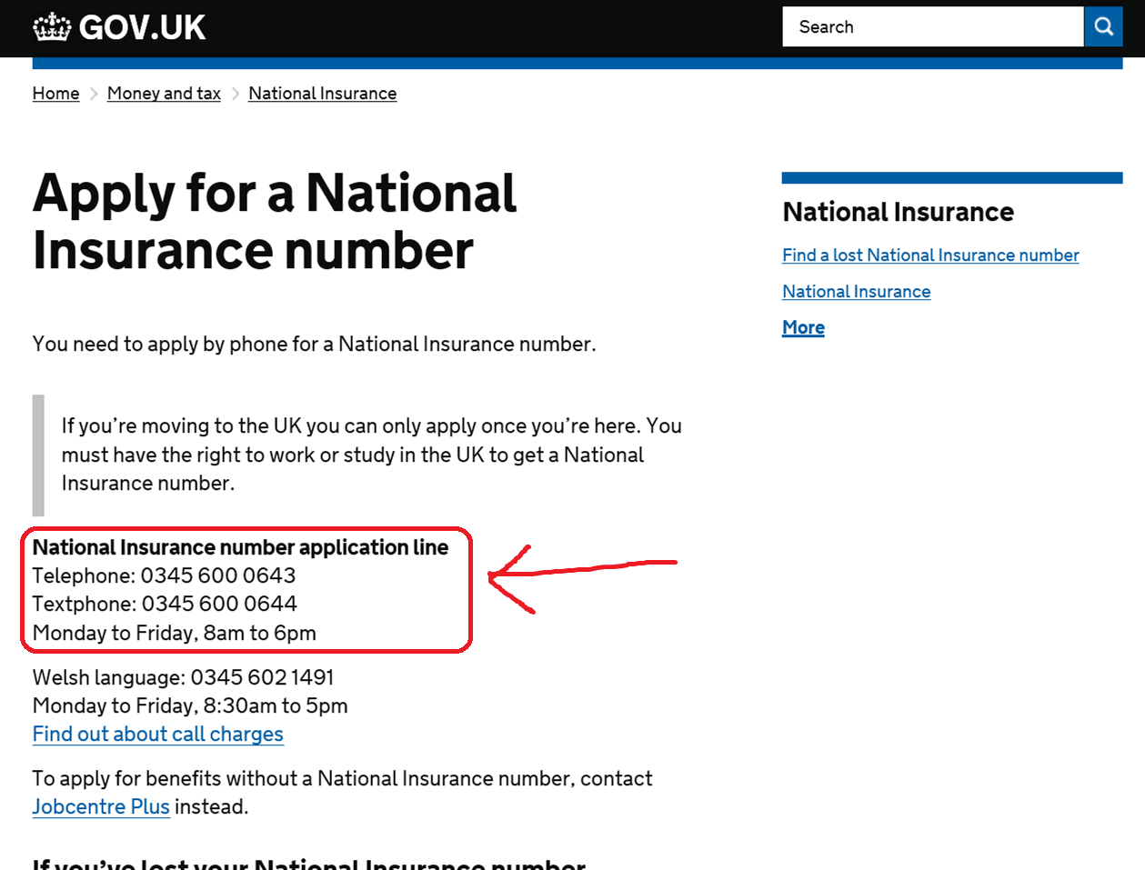 Serial Number On Uk National Insurance Letter Powerfulhollywood