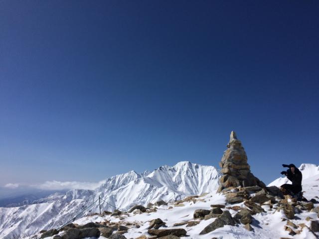 北アルプス 〜唐松岳〜_e0329049_18351378.jpg