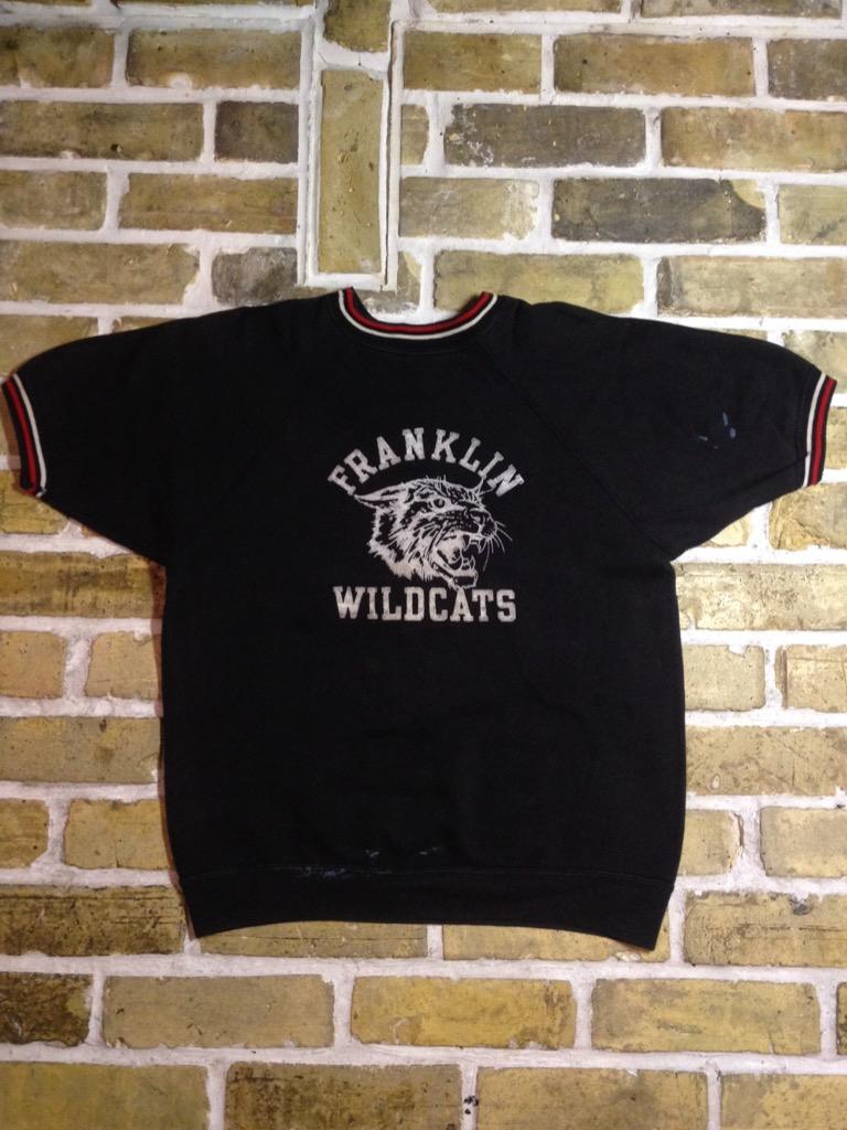 神戸店3/30(水)春物アイテム&服飾雑貨入荷!#3 Vintage Baseball Shirt,S/S Sweat!!!(T.W.神戸店) _c0078587_13582818.jpg