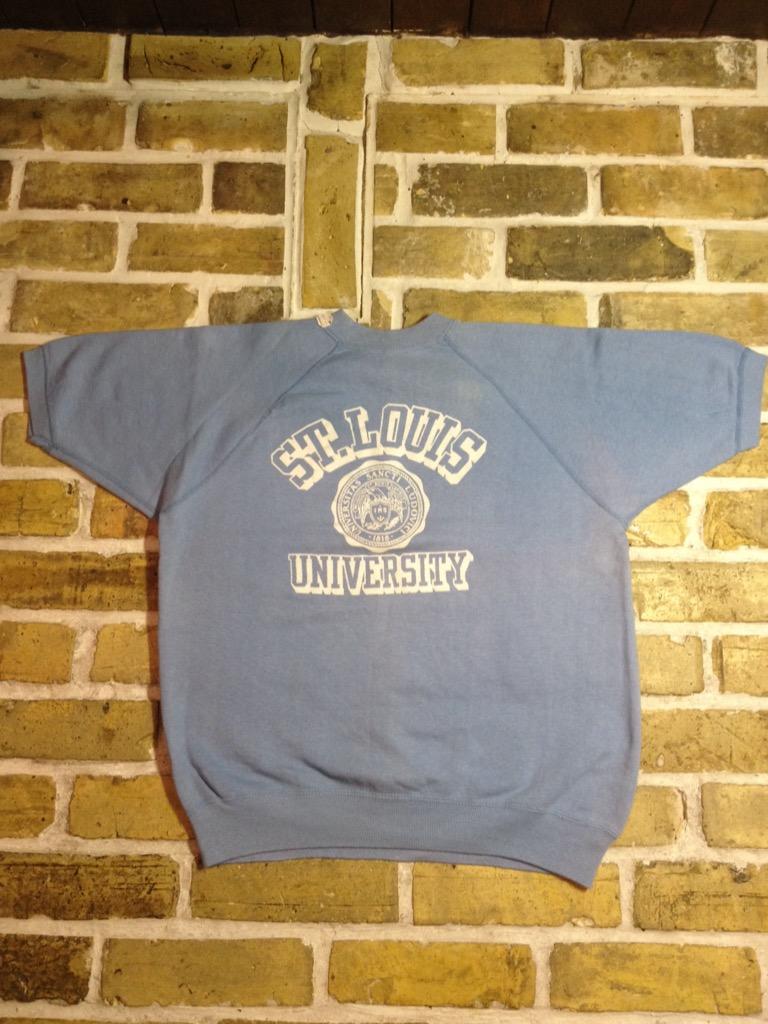 神戸店3/30(水)春物アイテム&服飾雑貨入荷!#3 Vintage Baseball Shirt,S/S Sweat!!!(T.W.神戸店) _c0078587_14264956.jpg
