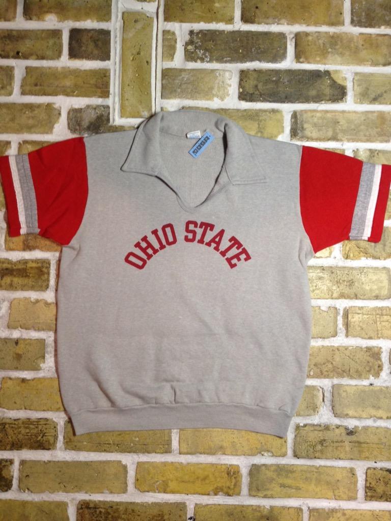 神戸店3/30(水)春物アイテム&服飾雑貨入荷!#3 Vintage Baseball Shirt,S/S Sweat!!!(T.W.神戸店) _c0078587_1429092.jpg