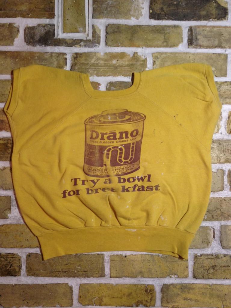 神戸店3/30(水)春物アイテム&服飾雑貨入荷!#3 Vintage Baseball Shirt,S/S Sweat!!!(T.W.神戸店) _c0078587_1431797.jpg