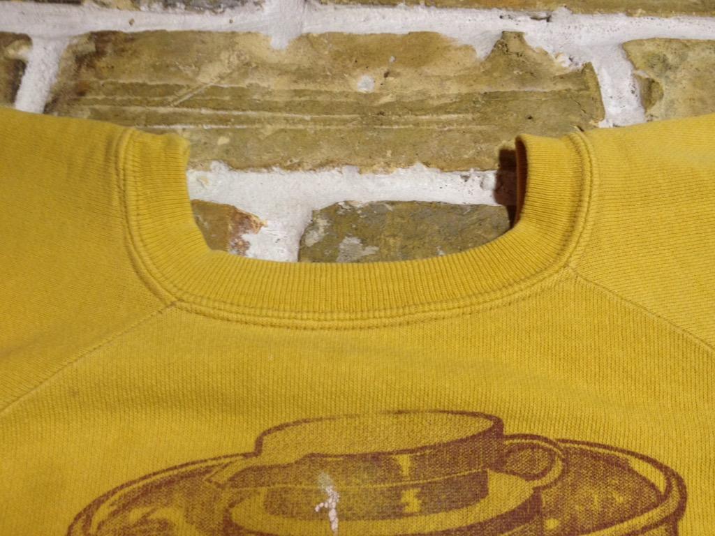 神戸店3/30(水)春物アイテム&服飾雑貨入荷!#3 Vintage Baseball Shirt,S/S Sweat!!!(T.W.神戸店) _c0078587_1432062.jpg