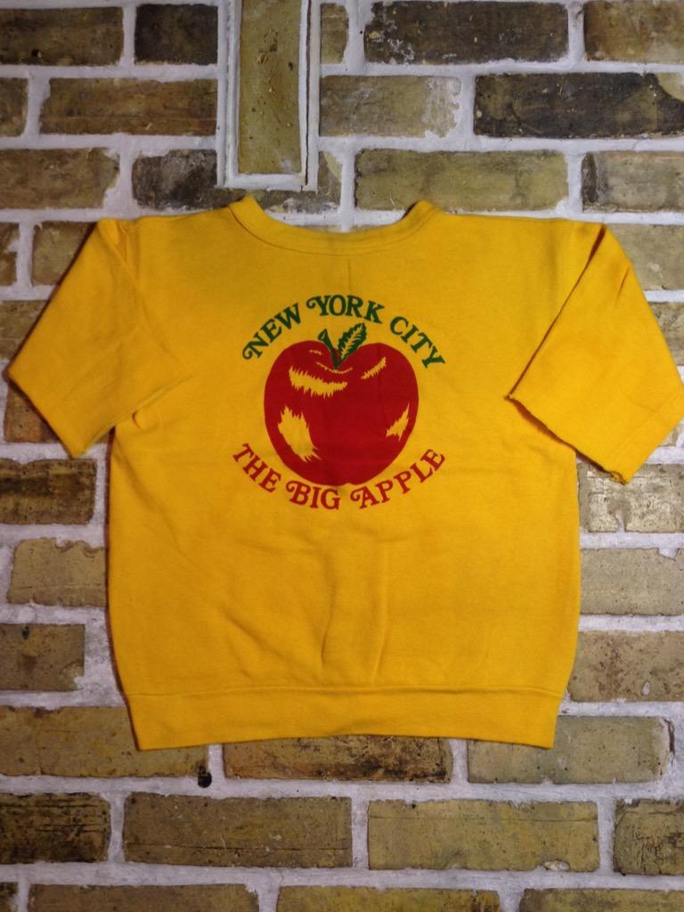 神戸店3/30(水)春物アイテム&服飾雑貨入荷!#3 Vintage Baseball Shirt,S/S Sweat!!!(T.W.神戸店) _c0078587_1432388.jpg