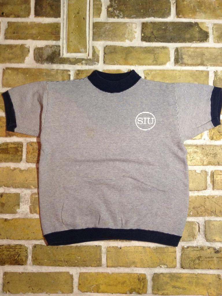 神戸店3/30(水)春物アイテム&服飾雑貨入荷!#3 Vintage Baseball Shirt,S/S Sweat!!!(T.W.神戸店) _c0078587_14341793.jpg