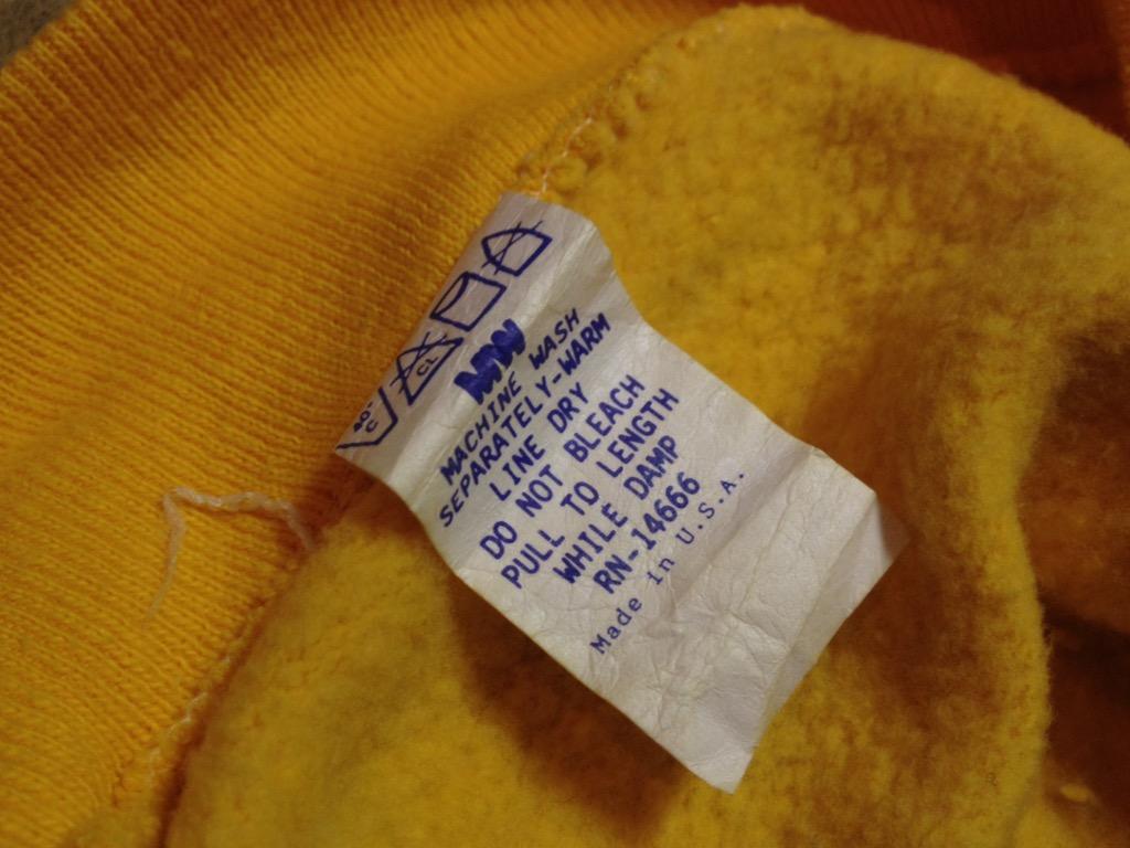 神戸店3/30(水)春物アイテム&服飾雑貨入荷!#3 Vintage Baseball Shirt,S/S Sweat!!!(T.W.神戸店) _c0078587_1434435.jpg