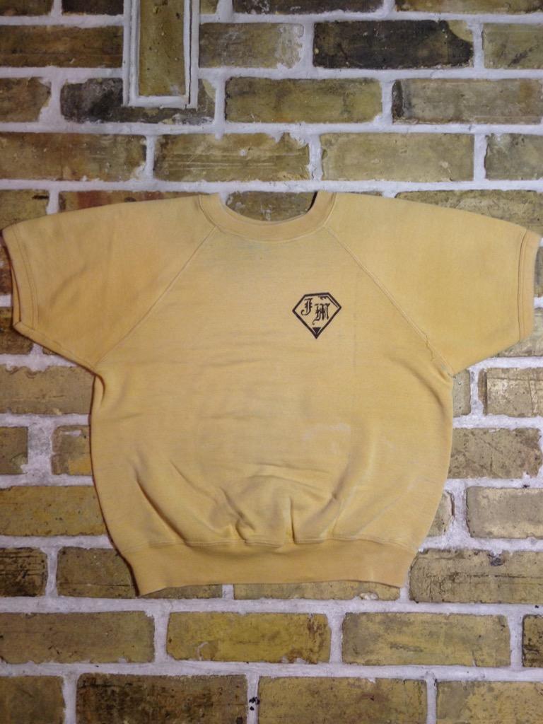 神戸店3/30(水)春物アイテム&服飾雑貨入荷!#3 Vintage Baseball Shirt,S/S Sweat!!!(T.W.神戸店) _c0078587_14364393.jpg