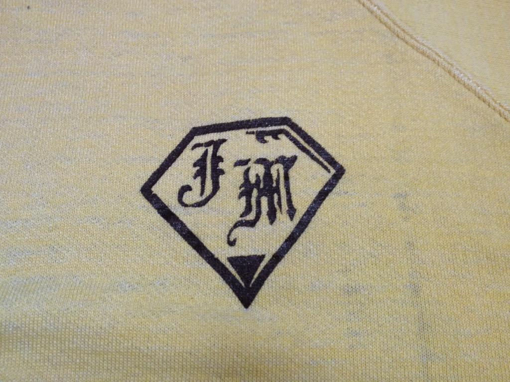 神戸店3/30(水)春物アイテム&服飾雑貨入荷!#3 Vintage Baseball Shirt,S/S Sweat!!!(T.W.神戸店) _c0078587_1437588.jpg