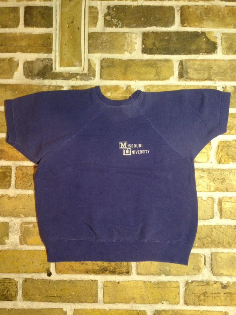 神戸店3/30(水)春物アイテム&服飾雑貨入荷!#3 Vintage Baseball Shirt,S/S Sweat!!!(T.W.神戸店) _c0078587_1438972.jpg
