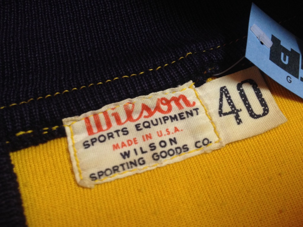 神戸店3/30(水)春物アイテム&服飾雑貨入荷!#3 Vintage Baseball Shirt,S/S Sweat!!!(T.W.神戸店) _c0078587_14461087.jpg