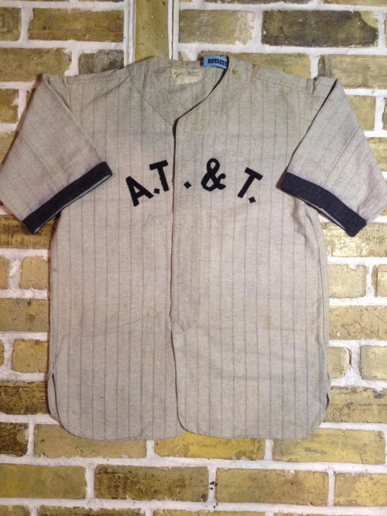 神戸店3/30(水)春物アイテム&服飾雑貨入荷!#3 Vintage Baseball Shirt,S/S Sweat!!!(T.W.神戸店) _c0078587_15364945.jpg