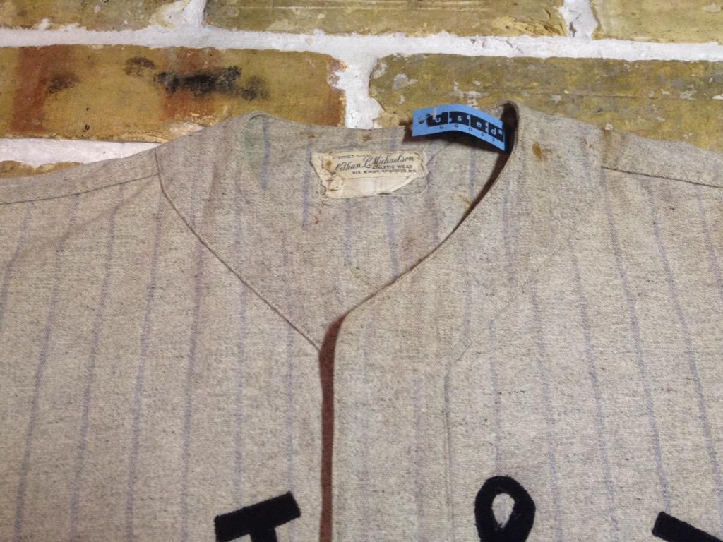 神戸店3/30(水)春物アイテム&服飾雑貨入荷!#3 Vintage Baseball Shirt,S/S Sweat!!!(T.W.神戸店) _c0078587_15372810.jpg
