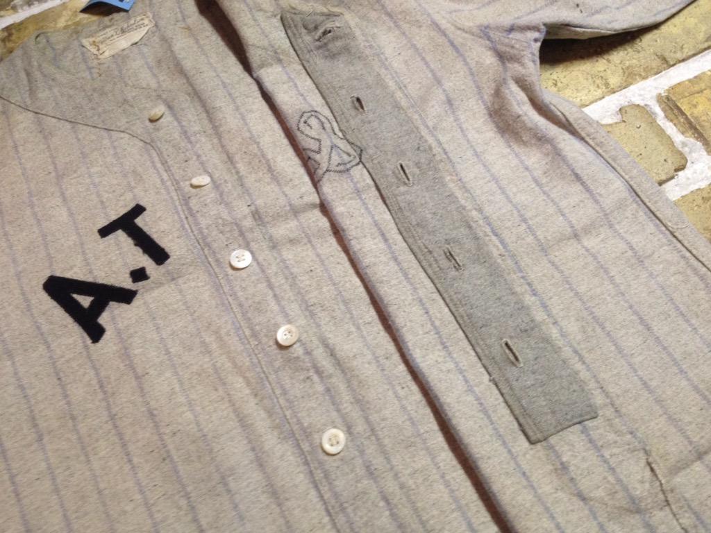 神戸店3/30(水)春物アイテム&服飾雑貨入荷!#3 Vintage Baseball Shirt,S/S Sweat!!!(T.W.神戸店) _c0078587_15374062.jpg
