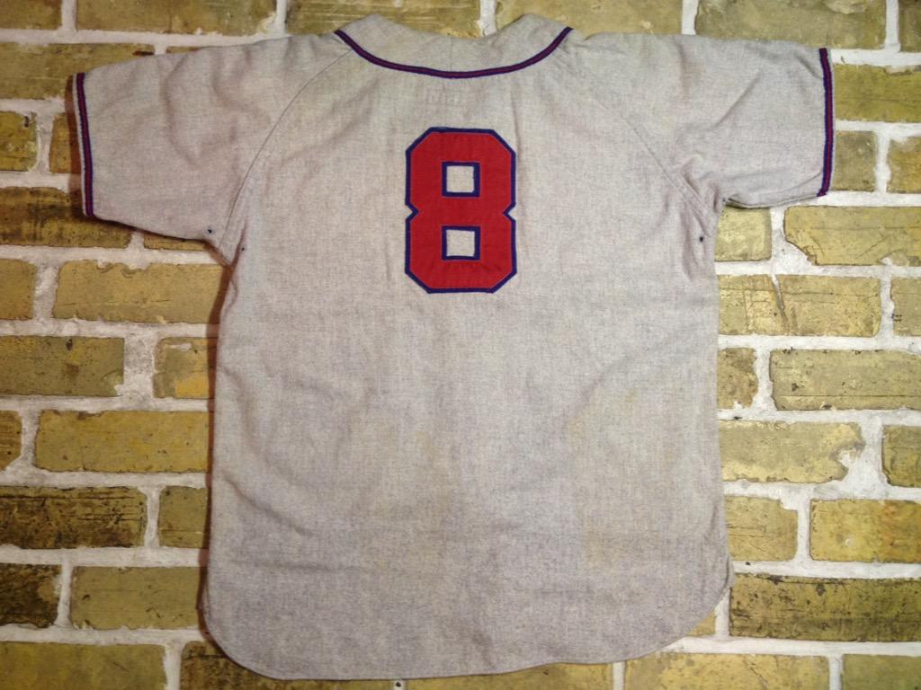 神戸店3/30(水)春物アイテム&服飾雑貨入荷!#3 Vintage Baseball Shirt,S/S Sweat!!!(T.W.神戸店) _c0078587_15391012.jpg