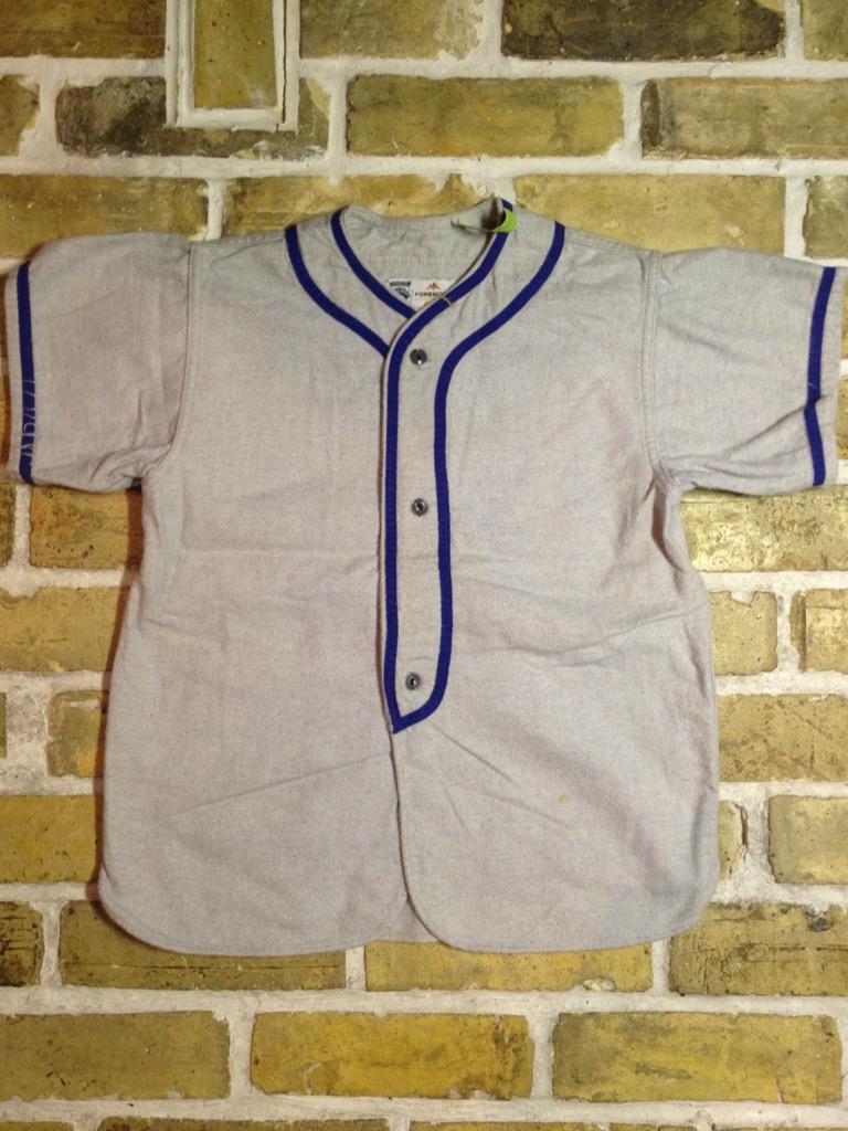 神戸店3/30(水)春物アイテム&服飾雑貨入荷!#3 Vintage Baseball Shirt,S/S Sweat!!!(T.W.神戸店) _c0078587_15411497.jpg