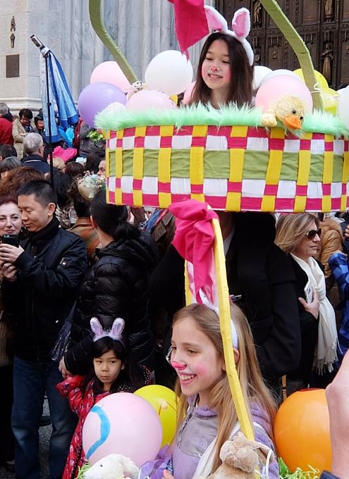 NYのイースター・パレード 2016 今年のベスト_b0007805_1916398.jpg
