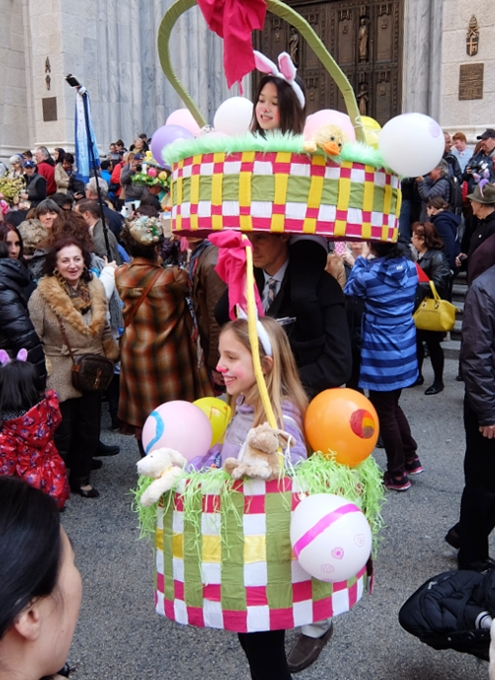 NYのイースター・パレード 2016 今年のベスト_b0007805_20143142.jpg