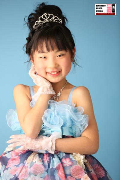 はるもちゃん☆七五三&ドレス_b0203705_15364692.jpg