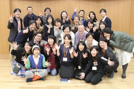 【青学WSD】21期生のみなさん、おつかれさまでした!_a0197628_2038862.jpg