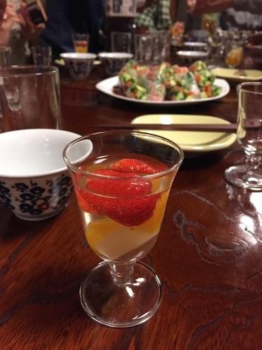 京都の桜、三味線におばんざい_a0103940_08113720.jpg