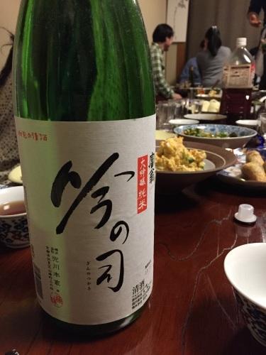 京都の桜、三味線におばんざい_a0103940_08552787.jpg