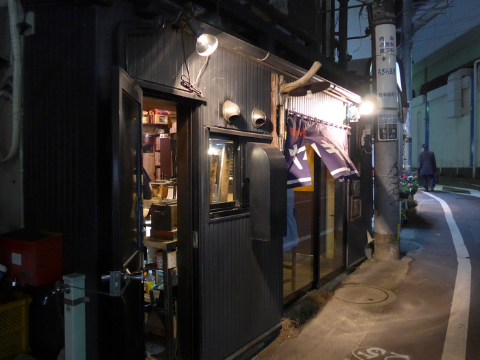 西荻窪「ザリガニ基地」へ行く。_f0232060_21493358.jpg