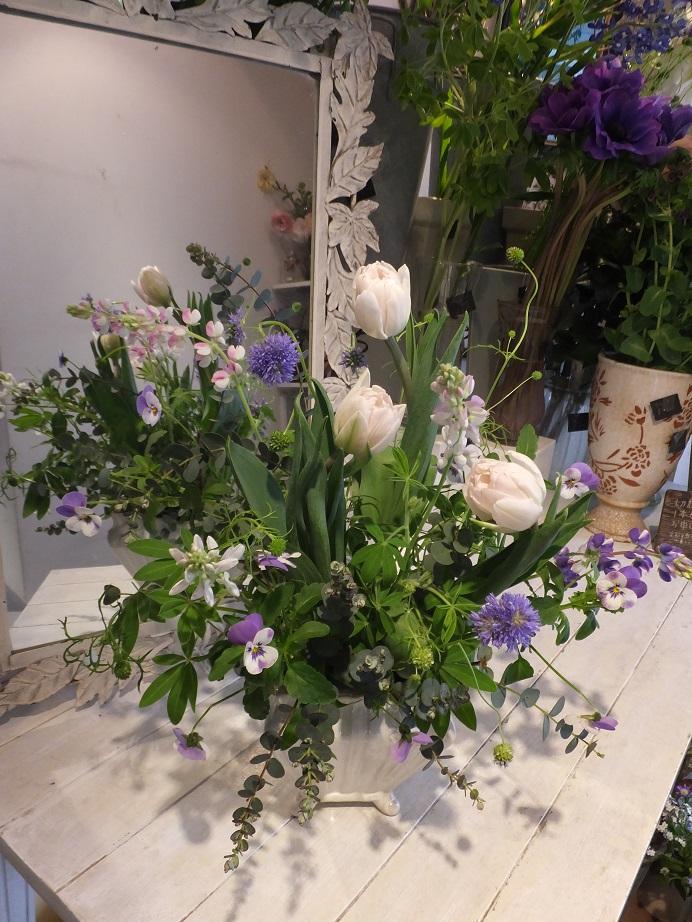オークリーフ花の教室(山田さんの作品)_f0049672_18571794.jpg