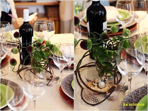 La mimosa 3月のレッスン  プーリア州のお料理_d0353281_22395116.jpg