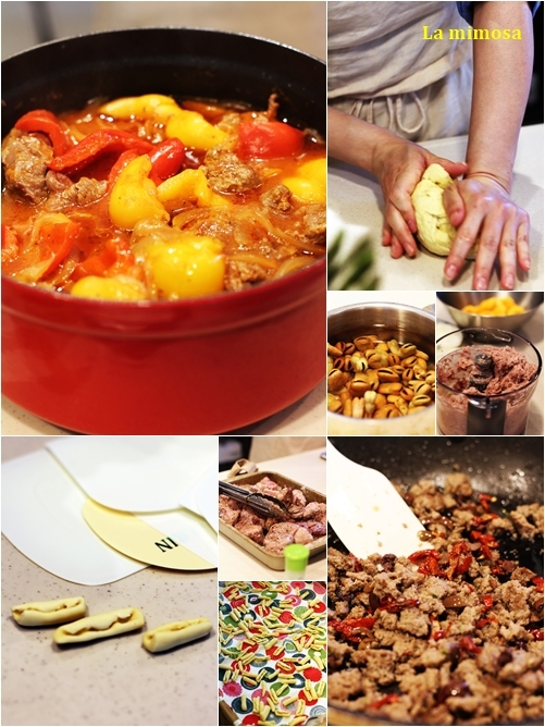 La mimosa 3月のレッスン  プーリア州のお料理_d0353281_22423950.jpg