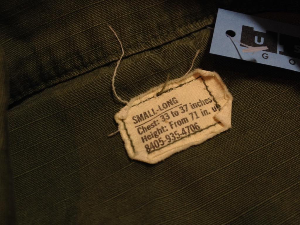 神戸店3/30(水)春物アイテム&服飾雑貨入荷!#4 Military Wear&Bag,Denim Item!!!(T.W.神戸店) _c0078587_1624745.jpg