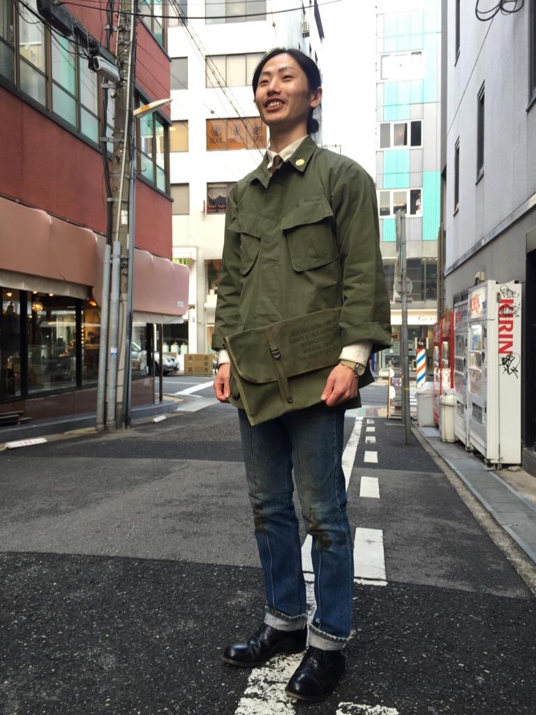 神戸店3/30(水)春物アイテム&服飾雑貨入荷!#4 Military Wear&Bag,Denim Item!!!(T.W.神戸店) _c0078587_19133937.jpg