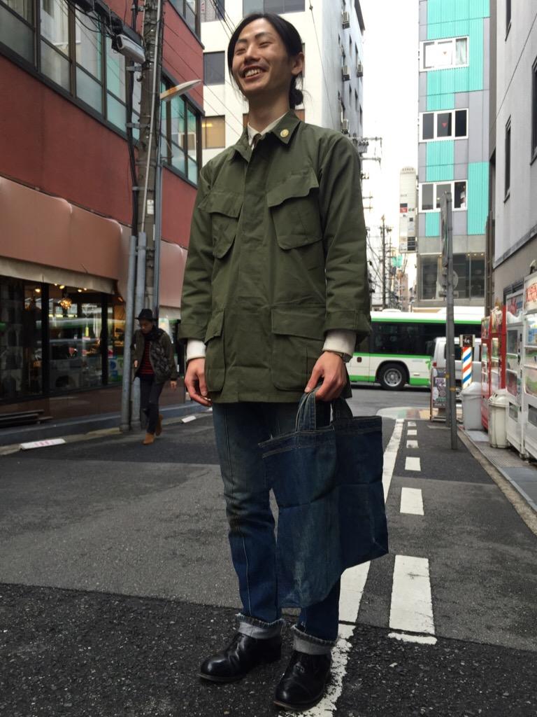 神戸店3/30(水)春物アイテム&服飾雑貨入荷!#4 Military Wear&Bag,Denim Item!!!(T.W.神戸店) _c0078587_1913557.jpg