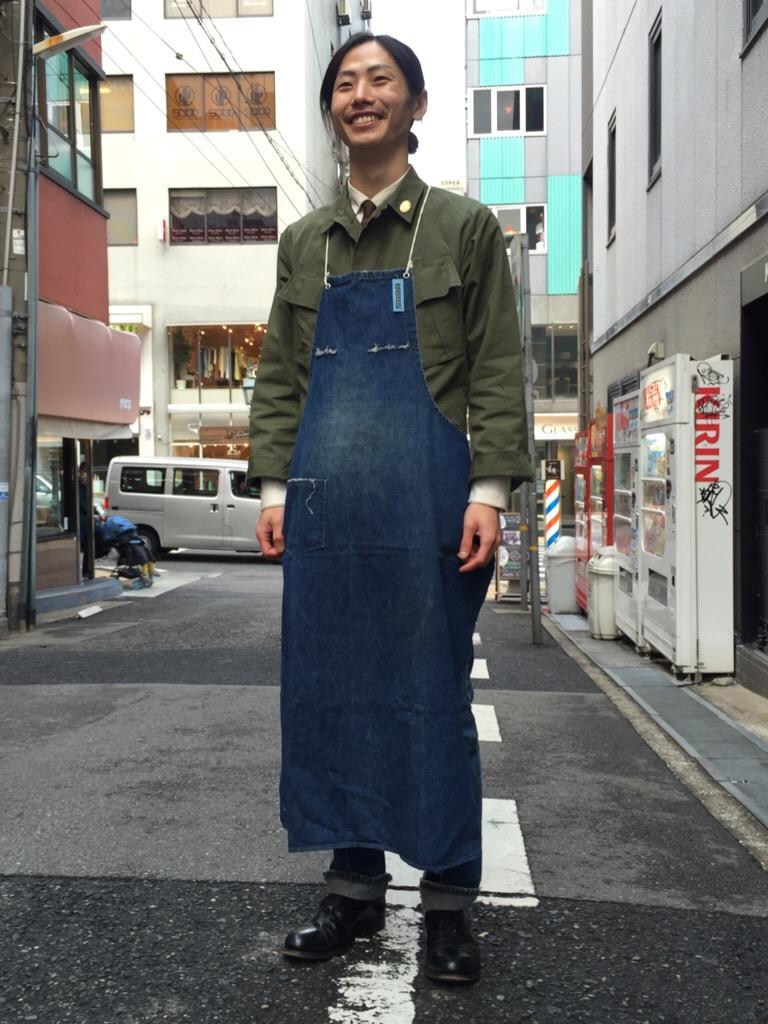 神戸店3/30(水)春物アイテム&服飾雑貨入荷!#4 Military Wear&Bag,Denim Item!!!(T.W.神戸店) _c0078587_1914813.jpg